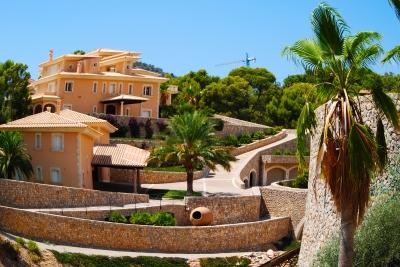 exklusive Fincas auf Mallorca (Manuel Fruth  / pixelio.de)